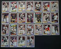 1992-93 Topps St. Louis Blues Team Set of 25 Hockey Cards