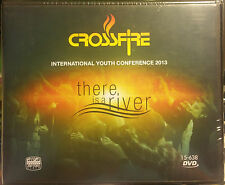 NEW! Crossfire International Youth Conference 2013 - There Is A River - DVD Set