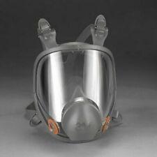 3M Full Facepiece Reusable Respirator Protection - 3M 6800 Medium Size. Free S&H