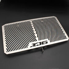 CNC Radiator Grill Grille Guard Cover Cooler Protection for Yamaha Xj6 2009-2016
