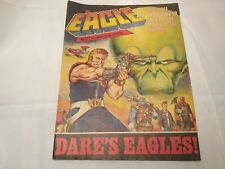 Vintage Comic Eagle #277 11 July 1987 Good Condition