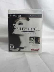 Silent Hill HD Collection (Sony PlayStation 3, 2012) CIB, TESTED