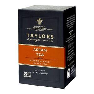 Taylors of Harrogate Assam Tea Bags