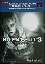 Silent Hill 3 official full walkthrough / lost memory -     FROM  JAPAN