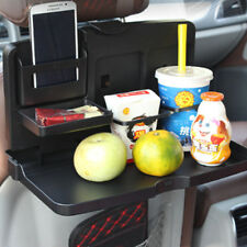 Auto Dining Table Car Food Back Seat Folding Tray Cup Holder Drink Desk FOR Kids