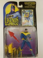 BNIB DC LEGENDS OF BATMAN NIGHTWING BY KENNER UNOPENED IN BOX