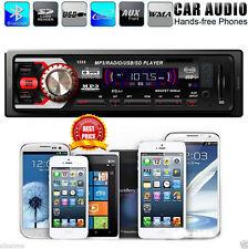 Autoradio Audio Tableau De Bord FM Mp3 Lecteur De Musique SD USB Entrée Vidéo