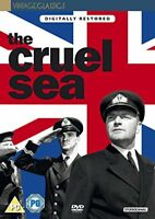 The Cruel Sea - Digitally Restored [DVD] [1953][Region 2]