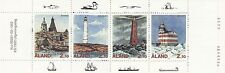 ALAND BOOKLET: 1992 Lighthouses  SG SB 1 never-hinged mint