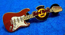 CLEVELAND MIKE NESS SOCIAL DISTORTION WALL MEMORABILIA GUITAR Hard Rock Cafe PIN
