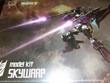 Flame Toys Furai Model Kit Transformers Skywarp BRAND NEW