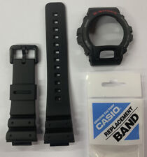 CASIO Original G-Shock Watch Band DW-6900 DW-6600+BEZEL Super Deal 2pc=45$