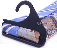Pack of 30 Neck Ties Clip Holder Hanger Hook/Organizer Storage Display Retailer