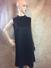 ZARA HIGH NECK KNITTED DRESS SIZE MEDIUM (B3) REF: 0367 812