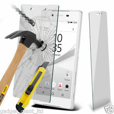 SONY Xperia Z5 MINI 100% autentico in vetro temperato in frantumi PROOF Screen Protector
