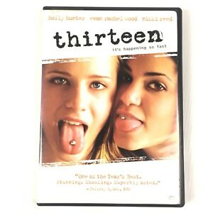 Thirteen DVD 2004 REGION 1
