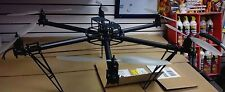 REALLY NICE CINESTAR 6 HEXACOPTER KIT WITH MOTORS QUADCOPTER DRONE UAV !!