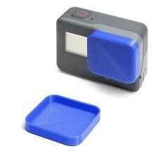 Lentes de protección para GoPro go pro Hero 5 lens cap protector Capuchón cobertura Blue