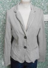 20 6001 Street One Haut pour Femmes Veste Blazer Shirtblazer Gr. 40 Dames Beige
