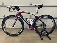 Specialized S-Works Transition TT Time-Trial Bike, Medium, Stages Power Meter
