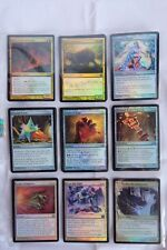 MTG collection foil cards with rare Magic the Gathering