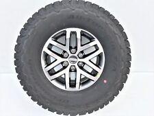 """17"""" Ford Raptor F150 OEM Factory Rims Wheels Tires BFG KO2 315 70 17 Set 10115"""
