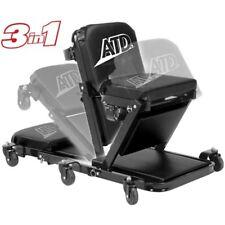 ATD Heavy-Duty 3-in-1 Low Profile Z Creeper 81049