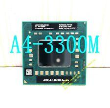 AMD A4-3300M 1.9GHz Dual-Core (AM3300HLX23GX) Notebook Processor