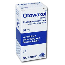 OTOWAXOL sine Lösung 10ml PZN 02268439