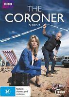 The Coroner : Season 2 : NEW DVD