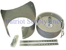 "FIELD CONTROLS 7"" MG-1 BAROMETRIC DRAFT CONTROL GAS HEATER MGI-7 01804401 MG7"