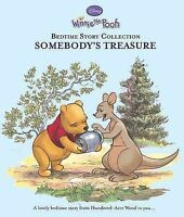 "Disney Storybooks: ""Winnie the Pooh"" (Winnie the Pooh Bedime Story), , ""AS NEW"""