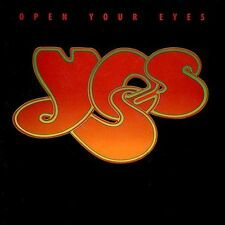 Open Your Eyes by Yes (CD, Nov-1997, Beyond)