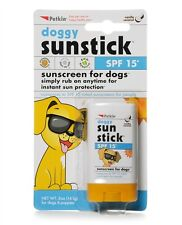 Petkin Dog Sun Screen Lotion Rub On Sunscreen SPF 15  - Doggy Sunstick