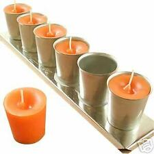 VOTIVE Metal Candle Mold Strip (6-cavity)