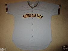 Mountain View High School #72 Baseball Game Worn Jersey XL