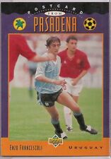 RARE UD 1993 IL PRINCIPE ENZO FRANCESCOLI URUGUAY CARD