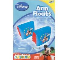 New listing Disney Mickey Mouse Clubhouse Swim Wings Armbands Arm Floats Pool Floaties Nip