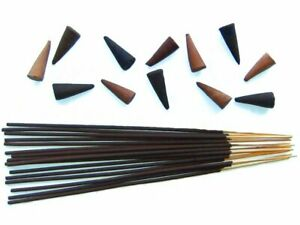 Mixed Incense Sticks or Cones (Offer 3 for 2)