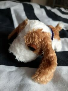 THE ORIGINAL THE DOG ARTIST COLLECTION SMALL DOG PLUSH TOY