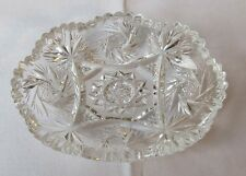 Lead Crystal Pin/Trinket Dish