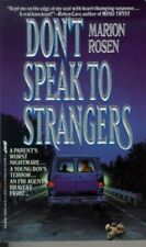 Dont Speak to Strangers