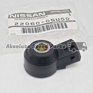 NEW OEM Nissan Knock Detonation Sensor R32 R33 R34 GTR RB26DETT 22060-05U00