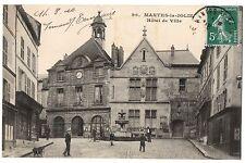 CPA 78 - MANTES LA JOLIE (Yvelines) - 96. Hôtel de Ville
