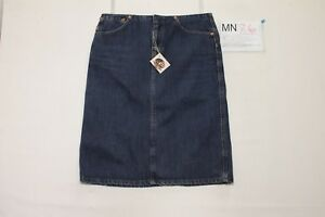 Mini Jupe levi's 667 (Code MN86) Taille S Jeans D'Occassion Vintage