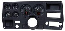 Dakota Digital 73-87 Chevy Pickup Customizable Gauge System Black HDX-73C-PU-K