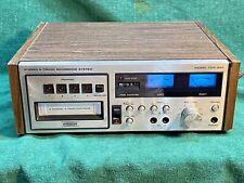 Marantz SuperScope Working Tdr-830 8-track Tape Deck Demagnetized