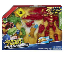 NEW Marvel Super Hero Mashers Hulkbuster vs Hulk Mash Pack