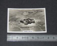 1939 BRITAIN FROM THE AIR SENIOR SERVICE CIGARETTE CARD # 41 CAMBER CASTLE