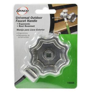 Danco For Universal Metallic Outdoor Faucet Handles